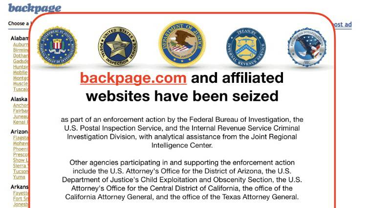 The FBI Raids The Sedona Home Of Backpage.com Founder Michael Lacey