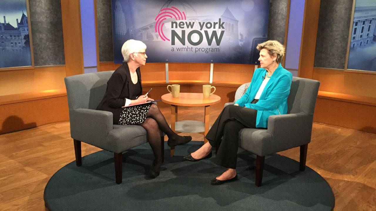 One-on-one with Cokie Roberts