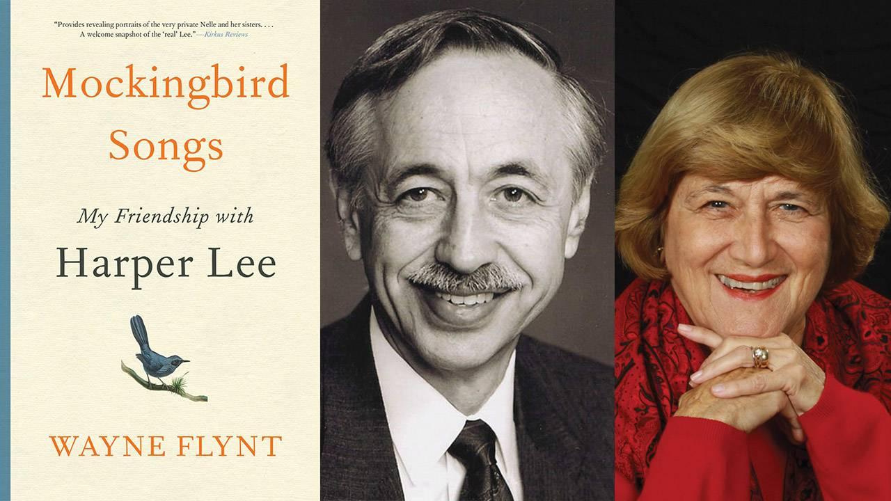 Wayne Flynt & Nancy Anderson