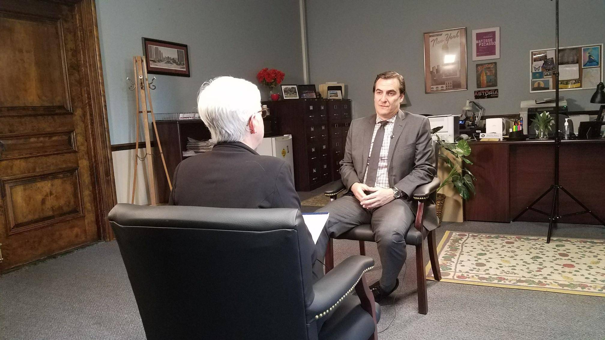 Gianaris on Senate dysfunction, November election