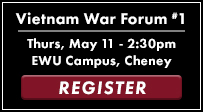 Vietnam War Forum #1