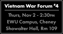 The Vietnam War - Forum #4
