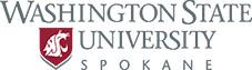 WSU Spokane logo