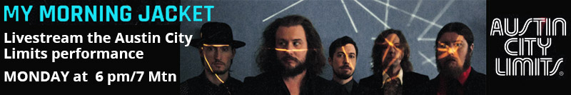Morning Jacket Livestream