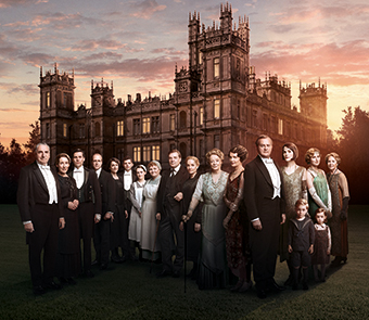 Downton Abbey Season 6 cast photo