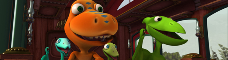 Dinosaur Train airs weekdays on KSPS