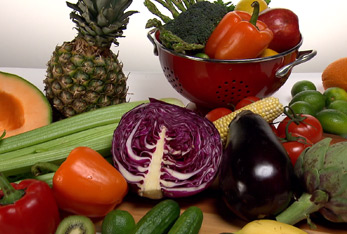 Ten Ways to get Kids to eat Veggies