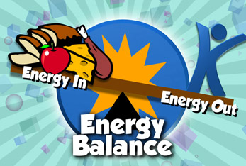 Balance Energy In and Energy Out