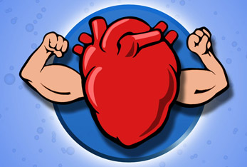 60 Minutes of Exercise a Day Keeps Our Hearts Strong