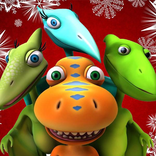 Dinosaur Train Christmas Special