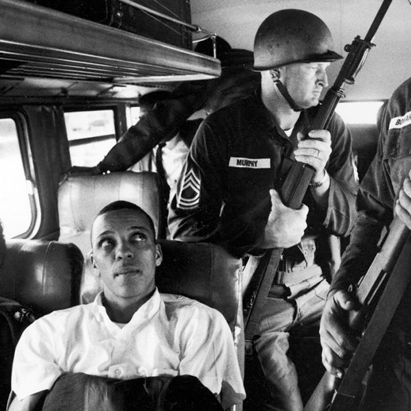 Freedom Riders: The Inspiration