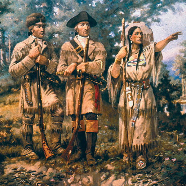 Lewis and Clark: Moments in Time