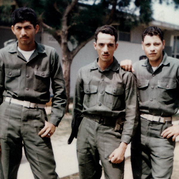 It Was My Duty to Serve: Latinos & Vietnam