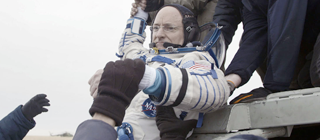 Astronaut Scott Kelly's 12-month mission on the International Space Station