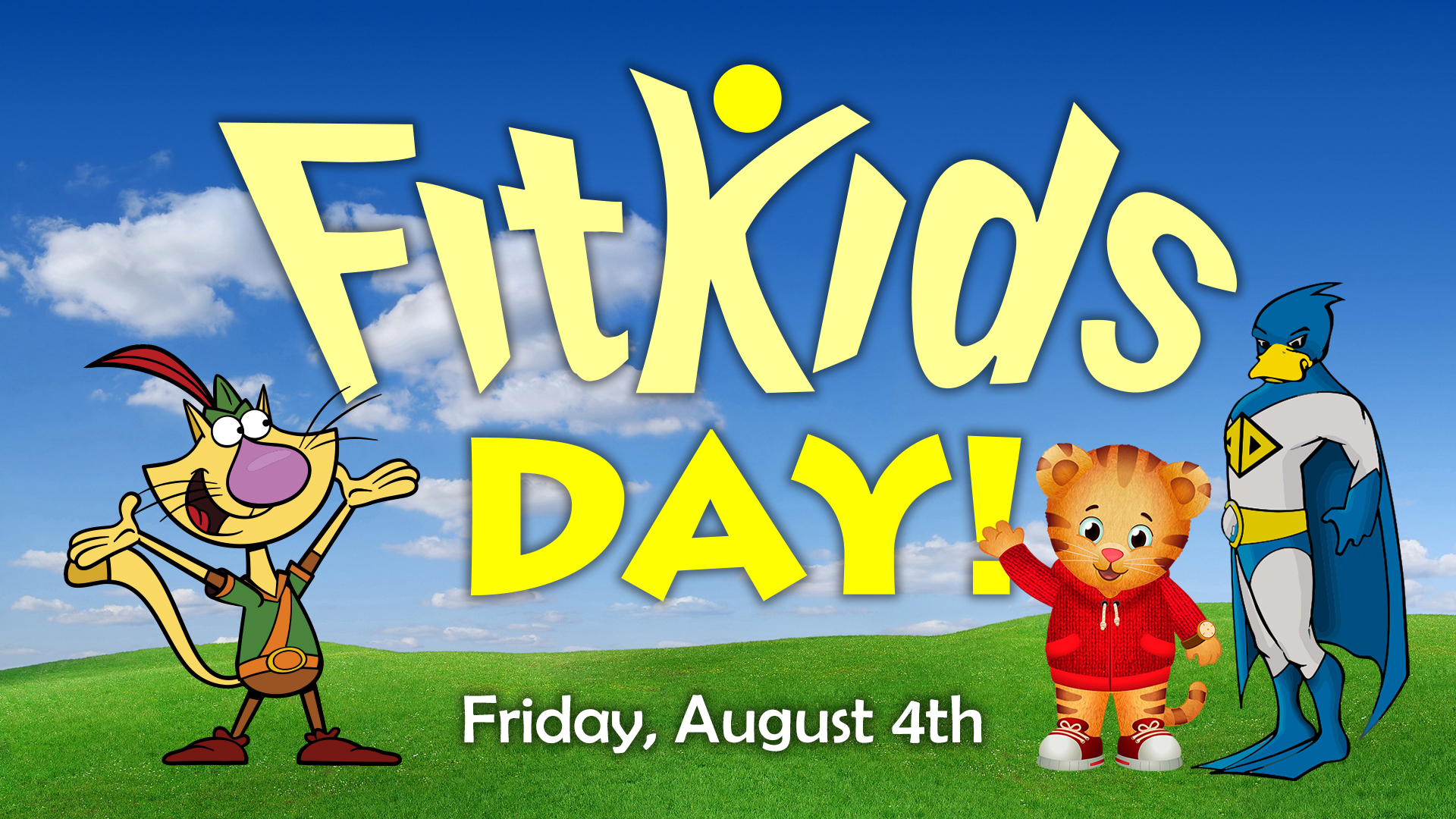 KSPS FitKids Day 2017 - Friday, August 4th