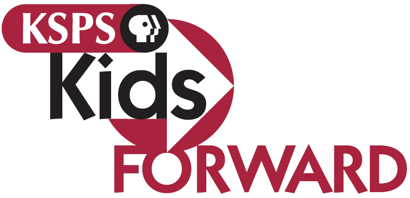 KSPS Kids Forward logo