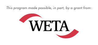 Thanks for a grant from WETA