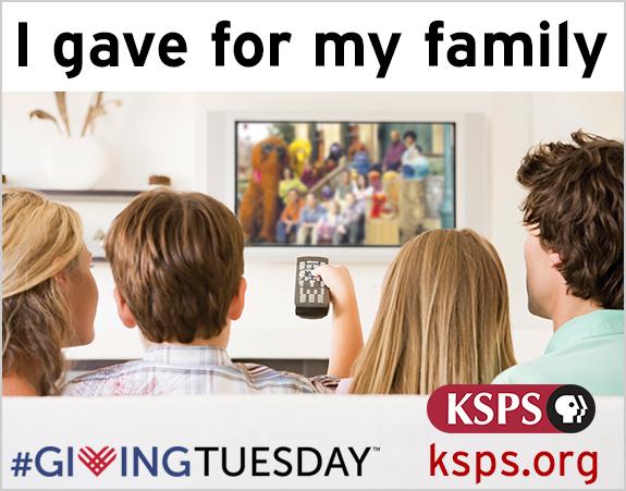 KSPS I gave for family