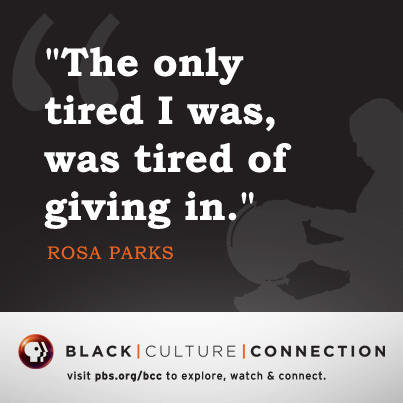 Rosa Parks Quote
