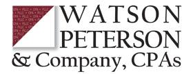 Watson Peterson & Company