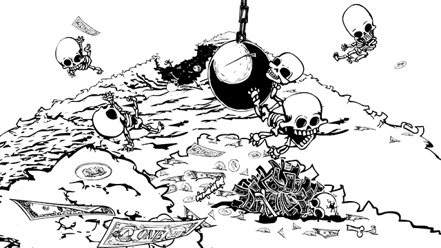 Injunuity: Buried