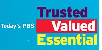 PBS #1 in Public Trust