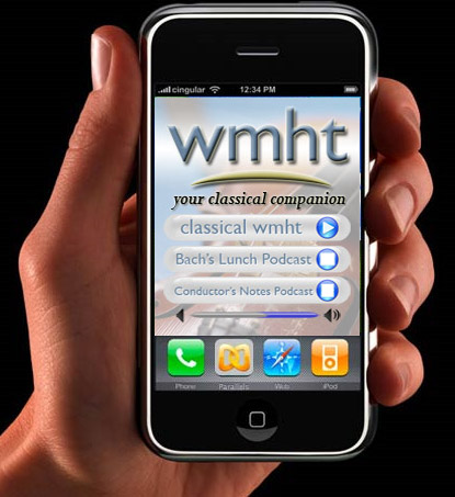Classical WMHT-FM for iPhone, iPad or iPod Touch