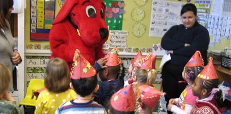 Clifford's Birthday