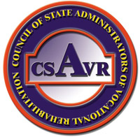 Visit the Council of State Administrators of Vocational Rehabilitation online