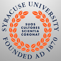 Visit the University of Syracuse online