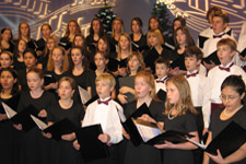 Choral Students Perform on 'Music for the Holidays'