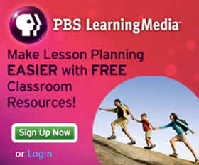 Visit PBS Learning Media Online