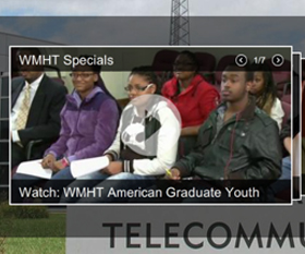 Watch WMHT's American Graduate Youth Summit
