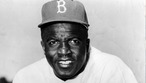 Jackie Robinson_Baseball Hall of Fame