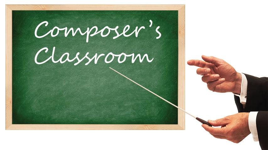 Composer's Classroom