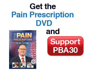 The Pain Perscription with Dr. Mitchell Yass