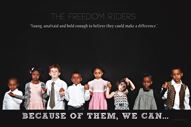 Freedom Riders | Eunique Jones Gibson