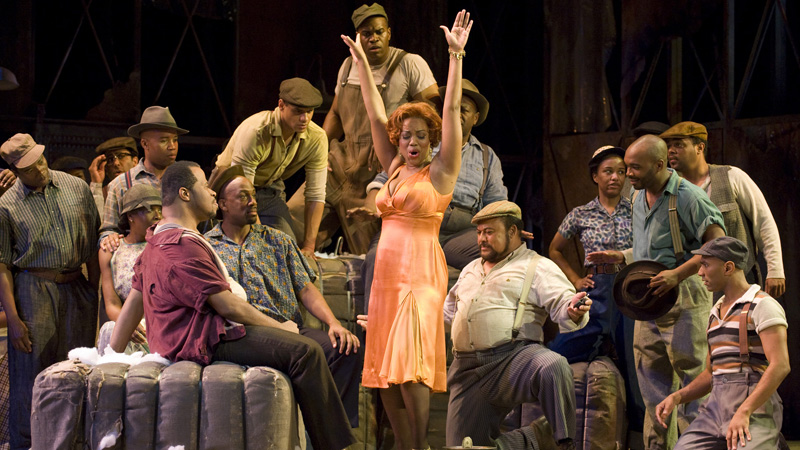 Gershwin's Porgy and Bess from the San Francisco Opera