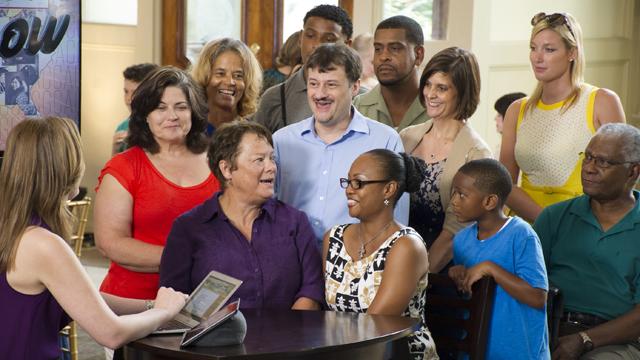 Genealogy Roadshow: New Orleans – Board of Trade