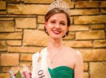Kathleen Rose O'Donnell, winner of the 2016 Ohio Rose of Tralee competition