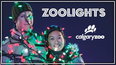 Calgary Zoolights