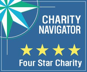 Charity Navigator 4 Star Ranking