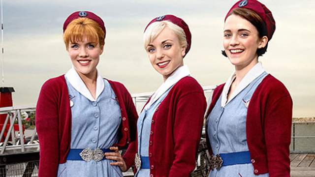 Sunday at 8pm - CALL THE MIDWIFE
