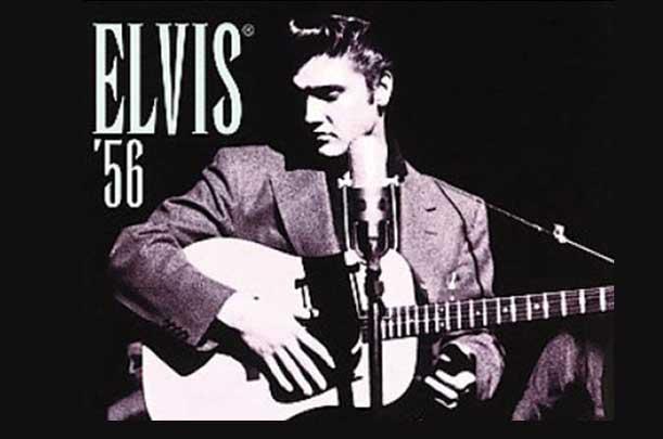 WEDNESDAY at 8pm - ELVIS '56