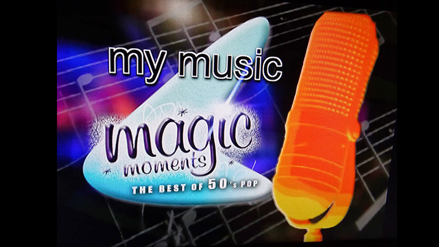 MAGIC MOMENTS: THE BEST OF 50s POP