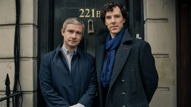 SHERLOCK - Season 3 - WATCH NOW!