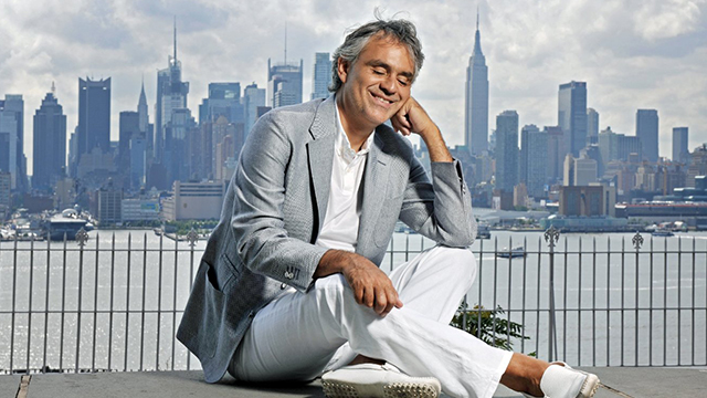 GREAT PERFORMANCES: Andrea Bocelli