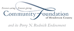 The Perry N. Rudnick Endowment of the Community Foundation of Henderson County