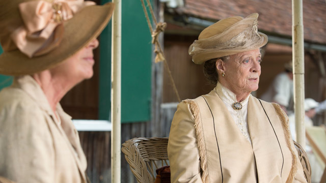 Celebrate the new Downton Abbey Season First!