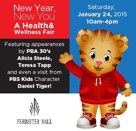 2015 PBA Health Fair January 24, 2015